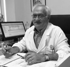 Professore Roberto Deli dentista della clinica per bambini Dental House Kids