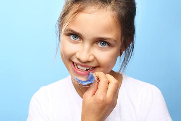 Dental House Kids   Apparecchio linguale