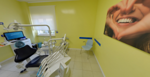 Strumenti dentistici della clinica Dental House Kids