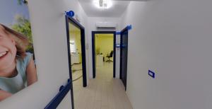 Corridoio della clinica Dental House Kids